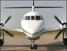 Highland Airways aircraft