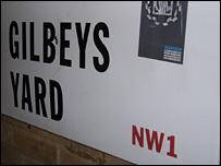 Gilbeys Yard