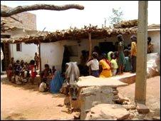 An Anganwadi Centre in Madhya Pradesh
