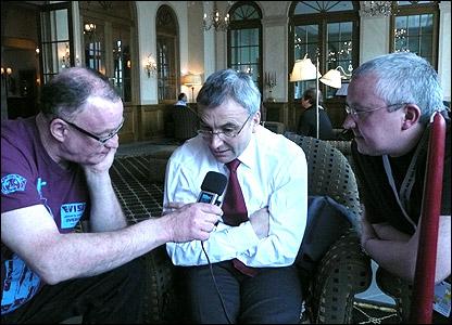 Stuart, David and Tam