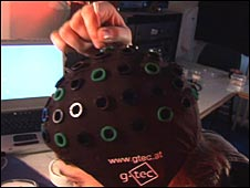 Brain monitoring device