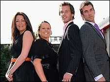 The Apprentice finalists