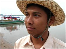 Sun Mao; pic courtesy WWF