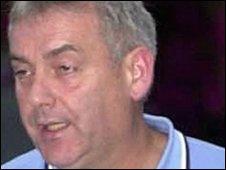 Brendan McFarlane, pictured in 2003