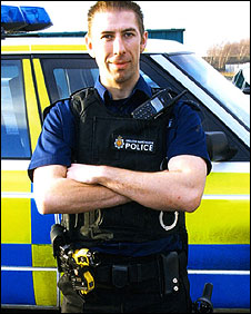 Pc Ian Terry (Pic GMP)