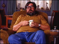 Jim Royle in the BBC's Royle Family