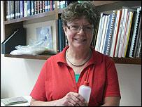 Doctora Robyn Hudson.