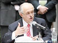 Mario Molina, Premio Nobel de Qu�mica 1995.