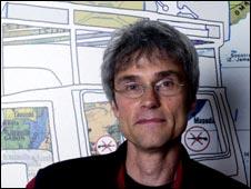 Dr Kaz de Jong
