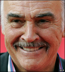 Sir Sean Connery (Alberto Pizzoli/AFP/Getty Images