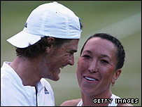 Murray and Jankovic lit up Wimbledon's mixed doubles