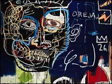 Untitled (Pecho/Oreja) - detail