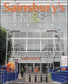Sainsbury's store in Merton