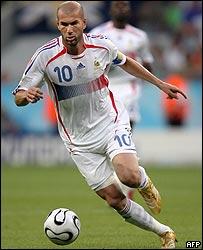 Zinedine Zidane en su esplendor