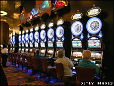 MGM Grand casino at Foxwoods