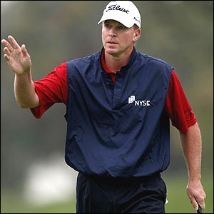 Steve Stricker makes an impressive start