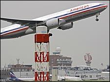 Qinetiq radar system at Heathrow