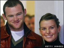 Wayne and Coleen Rooney