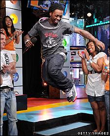 Lil Wayne on MTV