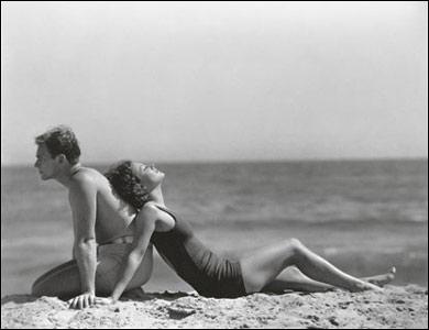 Douglas Fairbanks Jr/Joan Crawford (courtesy Condé Nast archive)