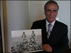 Elias Murad, editor al-Baath newspaper