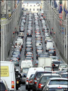 Traffic congestion (Image: AP)