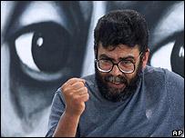 Alfonso Cano (foto de archivo)