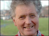 John Grimshaw - picture courtesy Sustrans