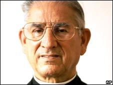 Cardinal Dario Hoyos, 1999