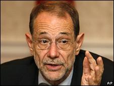 Javier Solana (5 June 2008)