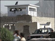 Kandahar prison, 14 June