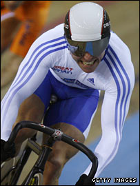 Scottish cyclist Craig McLean