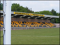 Annan Athletic are among the clubs hoping to join the SFL