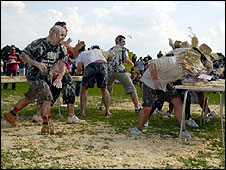 World Custard Pie Championships