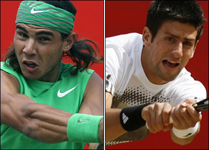 Nadal and Djokovic meet at Queen's