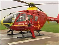 County Air Ambulance