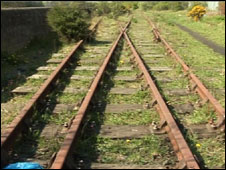 Disused lines at Leven