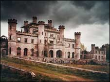 Lowther Castle ruin