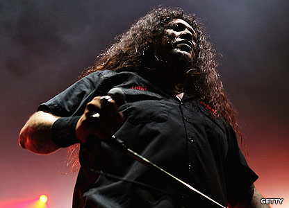 Chuck Billy from Testament