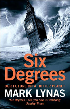 Six degrees book cover (Fourth Estate)