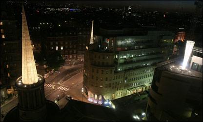 Memorial a los periodistas ca�dos (Foto: BBC, Anna Gordon)