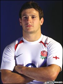 New England scrum-half Danny Care