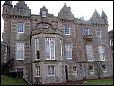 Sir Walter Scott lived at Abbottsford in the Borders
