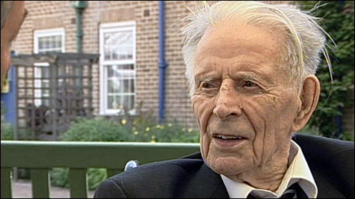 Mr. Harry Patch - 110 years old