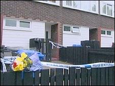 The family home in Runcorn