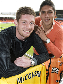 Andis Shala and Michael McGovern