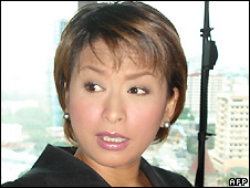 TV presenter Ces Drilon - file photo
