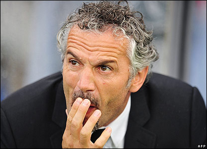 Italy boss Roberto Donadoni makes changes for the big game