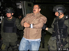 Murillo is extradited to the US (09/05/2008)