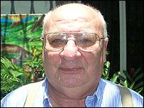 Claudio Kahn, presidente honorario de la comunidad judía salvadoreña